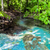 изумруд · бассейна · синий · Краби · Таиланд · древесины - Сток-фото © goinyk