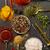 specerijen · variatie · steen · zaad · fotografie - stockfoto © goir
