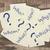 sorular · beyin · fırtınası · yazılı · tahta · siyah · beyaz - stok fotoğraf © goir