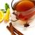 чай · корицей · апельсинов · изолированный · белый · пить - Сток-фото © goir