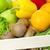 fruits · légumes · bois · caisse · fruits - photo stock © goir