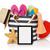 handdoek · plastic · speelgoed · vakantie · strand - stockfoto © goir