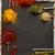 variatie · specerijen · exemplaar · ruimte · frame · zaad · fotografie - stockfoto © goir
