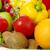 meyve · sebze · meyve · pazar · salata - stok fotoğraf © goir