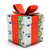 Gift box made of euro banknotes stock photo © goir