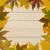 automne · cadre · bois · bois · nature · horizons - photo stock © goir