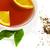 Кубок · чай · оранжевый · Ломтики · изолированный - Сток-фото © goir