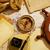 mar · roda · papel · velho · papel · abstrato · fundo - foto stock © goir