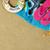 Bienvenue · plage · espace · de · copie · sable · soleil - photo stock © goir