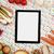 numérique · comprimé · cuisson · ingrédients · pâtes · espace · de · copie - photo stock © goir