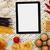 numérique · comprimé · pâtes · préparation · ingrédients · espace · de · copie - photo stock © goir