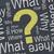 kérdőjel · puzzle · kérdez · kérdések · kérdés · információ - stock fotó © goir