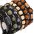 Shamballa bracelet stock photo © Goruppa