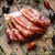 ruw · vlees · geïsoleerd · witte - stockfoto © grafvision