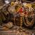 small pirate treasure chest stock photo © grafvision