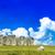 Stonehenge · híres · titokzatos · Anglia · felhők · világ - stock fotó © grafvision
