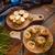 bruschetta · máj · kolbász · ízletes · ujj · étel - stock fotó © grafvision