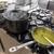 vert · crème · soupe · préparé · restaurant · hôtel - photo stock © grafvision