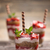 çilek · yoğurt · müsli · eski · ahşap · gıda - stok fotoğraf © grafvision