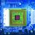 közelkép · elektronikus · alkotóelemek · áramkör · piros · felület - stock fotó © grafvision