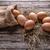 свежие · фермы · яйца · домой · рынке - Сток-фото © grafvision