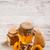miele · polline · pettine · propoli · legno · fiore - foto d'archivio © grafvision
