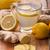 jengibre · té · limón · mesa · de · madera · beber · taza - foto stock © grafvision