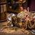 pirate treasure chest stock photo © grafvision