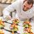 şef · meze · yemek · restoran · mutfak · gıda - stok fotoğraf © grafvision