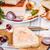 a slice of bread spread with lard stock photo © grafvision