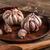 sarımsak · ahşap · plaka · gıda · pişirme · sebze - stok fotoğraf © grafvision