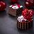 chocolate · café · preto · doce · escuro · sobremesa - foto stock © grafvision