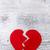 broken heart stock photo © grafvision