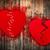 összetört · szív · gyönyörű · nő · visel · boxkesztyű · nők · szexi - stock fotó © grafvision