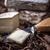ソフト · チーズ · スライス · ナイフ · 新鮮な · 製品 - ストックフォト © grafvision