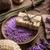 新鮮な · ラベンダー · 花 · 石鹸 · 健康 - ストックフォト © grafvision