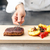 焼き · 野菜 · まな板 · 石 · 表 - ストックフォト © grafvision