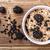 bramen · oude · houten · voedsel · gezondheid · tabel - stockfoto © grafvision