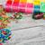 flexível · arco-íris · ver · moda · fundo - foto stock © grafvision