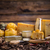 チーズ · セット · ブドウ · ナッツ · フルーツ - ストックフォト © grafvision