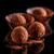 caseiro · chocolate · escuro · mármore · topo · ver - foto stock © grafvision