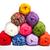 pyramid of yarn stock photo © grafvision