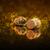 natal · dourado · estrela · arame · brilho · abstrato - foto stock © grafvision