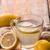 imbir · herbaty · cytryny · korzeń · szkła - zdjęcia stock © grafvision