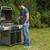 man · koken · vlees · barbecue · zomer · partij - stockfoto © grafvision