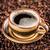 csésze · kávéscsésze · kávé · kávé · háttér · fekete - stock fotó © grafvision