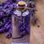 lavender oil in a glass bottle stock photo © grafvision