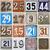 oneven · huis · nummers · collage · straat · ontwerp - stockfoto © grafvision