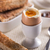 drewniany · stół · jaj · śniadanie · jeść - zdjęcia stock © grafvision