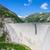 озеро · конкретные · небе · воды · строительство · пейзаж - Сток-фото © grafvision